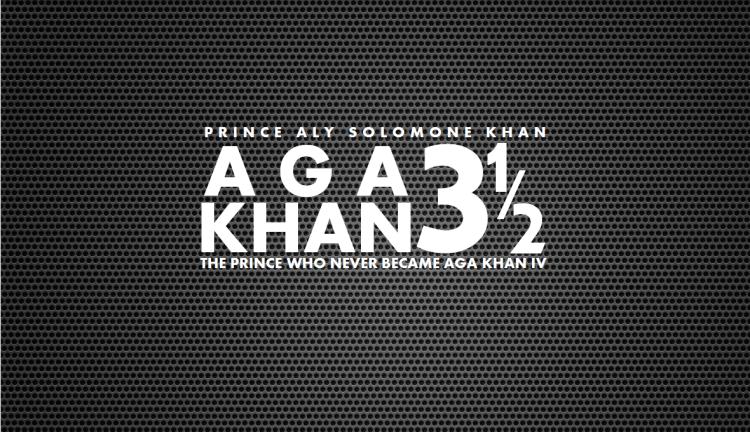 prince aly s khan aga khan 3.5 black steel