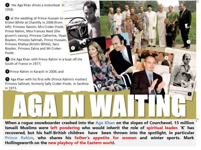 Aga in Waiting Cover