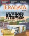 Teradata Magazine featuring