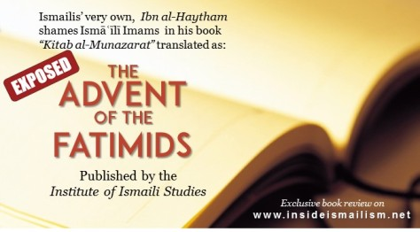 advent of the fatimids wordpress cover