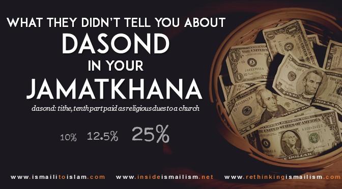 dasond in jamatkhana