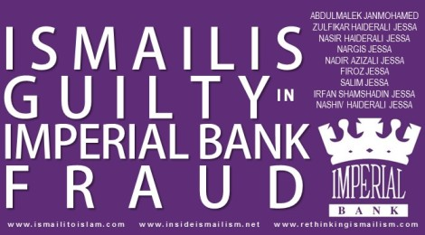 Ismailis from Imperial Bank accused of swindling K 34 billion  | Ismaili CommunityFrauds