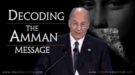 Decoding The Amman Message