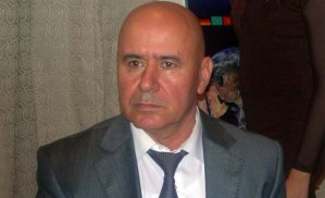 General Abdullo Nazarov, National Security Committee chief for Gorno-Badakhshan, killed on July 21 in the Pamirs region of Tajikistan (Source: Radio Ozodi)