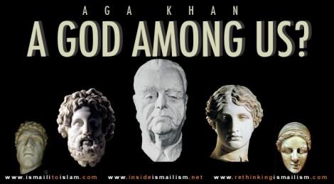 A God Among Us: Do Ismaili Imāms haveAql-e-Kul?