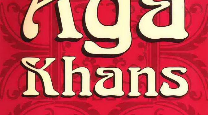 The Aga Khans by Mihir Bose