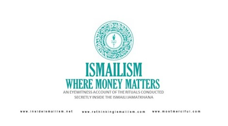 Ismailism: Where Money Matters